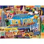 Puzzle  Master-Pieces-32026 New York City