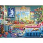 Puzzle  Master-Pieces-32043 Annie's Hideaway