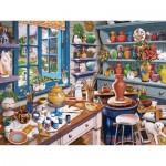 Puzzle  Master-Pieces-32044 Garden Gateway