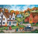 Puzzle  Master-Pieces-32074 Dinner at Grandmas