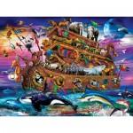 Puzzle  Master-Pieces-32103 XXL Teile - Noah's Ark