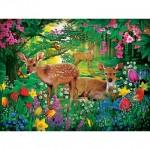Puzzle  Master-Pieces-32107 Pièces XXL - Spirit of Spring