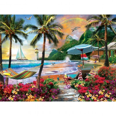 Puzzle  Master-Pieces-32117 Hawaian Life