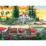 Puzzle  Master-Pieces-32128 Millionaire's Row