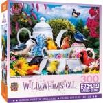Puzzle  Master-Pieces-32148 XXL Teile - Garden Party