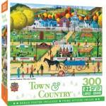Puzzle  Master-Pieces-32156 XXL Teile - Harvest Festival