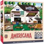 Puzzle  Master-Pieces-32160 XXL Teile - Free Wheeling