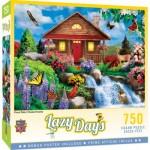 Puzzle  Master-Pieces-32162 Floral Falls