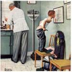Puzzle  Master-Pieces-71369 Beim Doktor