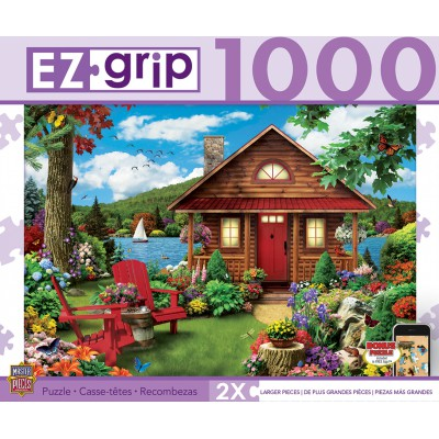 Puzzle Master-Pieces-71548 XXL Teile - A Perfect Summer