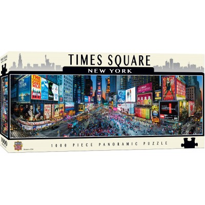 Puzzle  Master-Pieces-71588 Times Square, New York