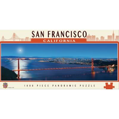Puzzle Master-Pieces-71595 San Francisco, California