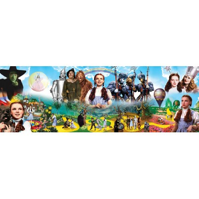 Puzzle  Master-Pieces-71745 Wizard of Oz