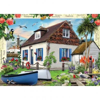 Puzzle Master-Pieces-71758 Fishermans Cottage