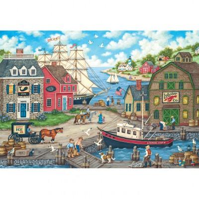 Puzzle Master-Pieces-71770 Seagulls Delight