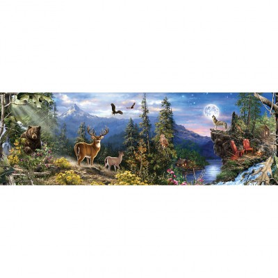 Puzzle Master-Pieces-71816 Realtree