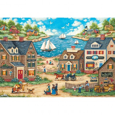 Puzzle Master-Pieces-71828 XXL Teile - Mr. Wiggins Whirligigs