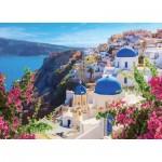 Puzzle  Master-Pieces-71952 Santorini Spring