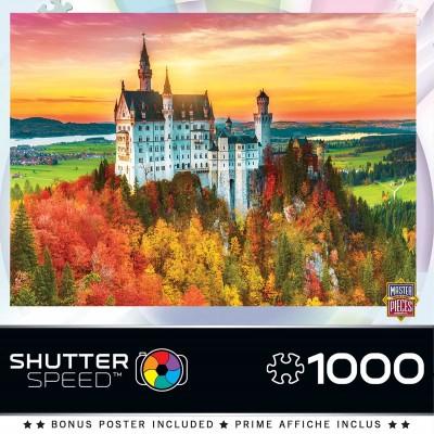 Puzzle  Master-Pieces-71953 Autumn Castle