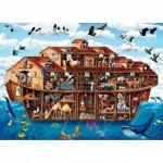 Puzzle  Master-Pieces-71963 XXL Teile - Noah's Ark