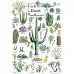 Puzzle  Master-Pieces-71972 Cacti of the Desert Southwest