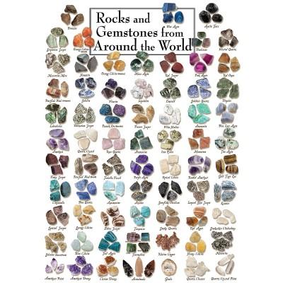 Puzzle  Master-Pieces-71981 Gemstones