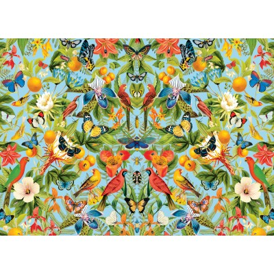 Puzzle  Master-Pieces-72008 Oranges