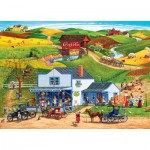 Puzzle  Master-Pieces-72027 McGiverny's Country Store