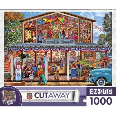 Puzzle  Master-Pieces-72045 XXL Teile - Hometown Market