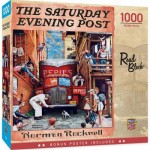 Puzzle  Master-Pieces-72068 The Saturday Evening Post - Norman Rockwell