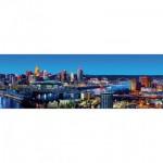 Puzzle  Master-Pieces-72076 Cityscapes - Cincinnati