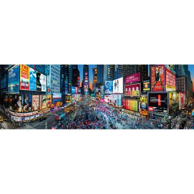 Puzzle  Master-Pieces-72077 Cityscapes - Times Square