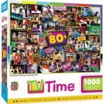 Puzzle  Master-Pieces-72157 80's Shows