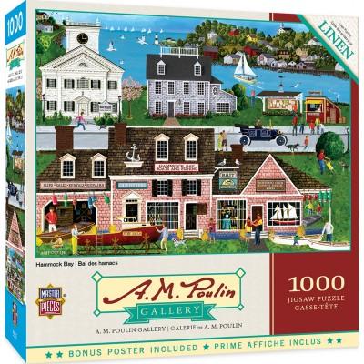 Puzzle  Master-Pieces-72168 Hammock Bay
