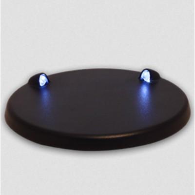 Metal-Earth-MMB2B LED Display-Sockel Blau - Metal Earth & Iconx