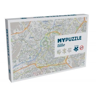 Mypuzzle-99653 MyPuzzle Lille