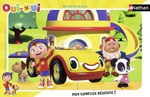 Nathan-86034 Rahmenpuzzle - Oui-Oui