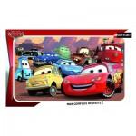 Nathan-86115 Rahmenpuzzle - Cars