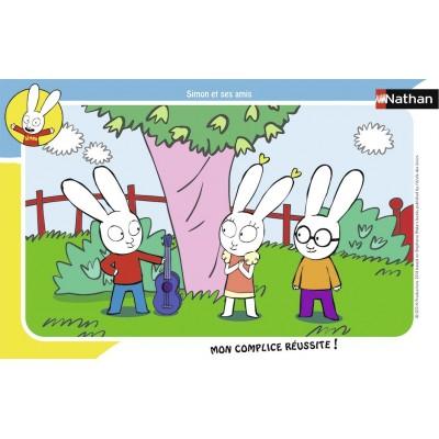 Nathan-86127 Rahmenpuzzle - Simon