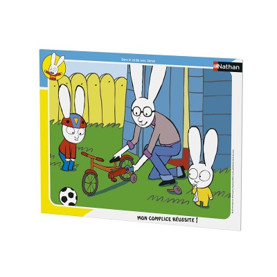Nathan-86130 Rahmenpuzzle - Simon