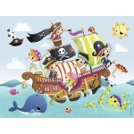 Puzzle  Nathan-86349 Piraten