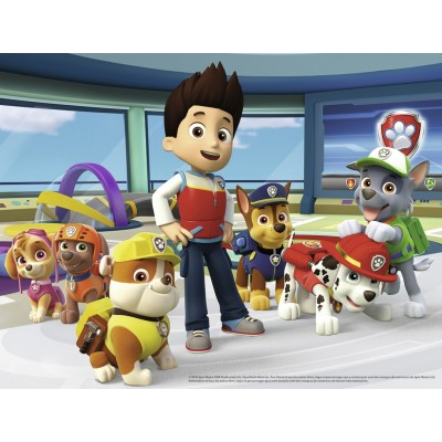 Puzzle  Nathan-86354 Paw Patrol