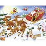 Puzzle  Nathan-86364 Weihnachtsmann