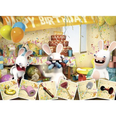 Puzzle  Nathan-86475 Rabbids Invasion
