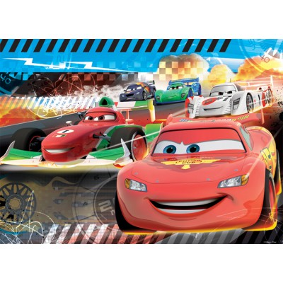 Puzzle  Nathan-86514 Cars: Poleposition