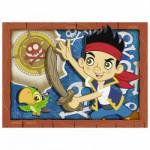 Puzzle  Nathan-86525 Jake der Pirat - Angriff!
