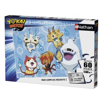 Puzzle Nathan-86604 Yo-Kai Watch
