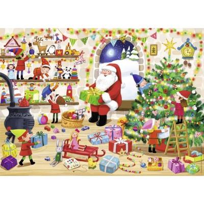 Puzzle Nathan-86622 Santa's Workshop