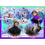 Puzzle  Nathan-86635 Disneys Eiskönigign - Willkommen in Arendelle