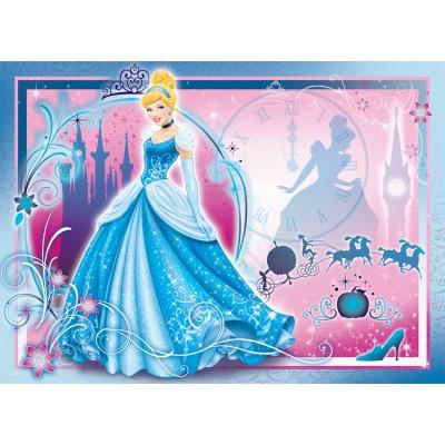 Puzzle  Nathan-86709 Aschenputtel: Prinzessin Leben